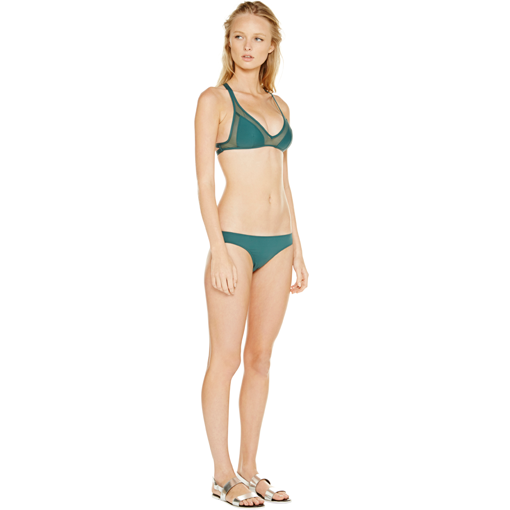 FORET TWIST BACK BIKINI - SIDE