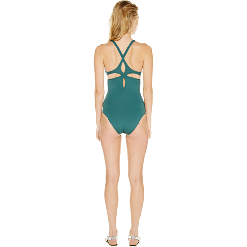 FORET TWIST BACK ONE PIECE - BACK