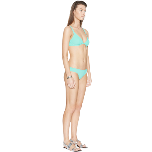 MENTHE CLASSIC BRA WITH MENTHE CLASSIC PANT - SIDE