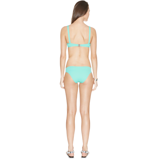 MENTHE CLASSIC BRA WITH MENTHE CLASSIC PANT - BACK