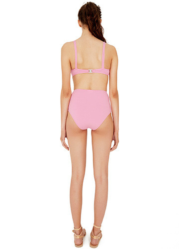 BONBON HIGH WAISTED BIKINI BACK