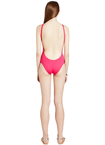 FRAMBOISE TANK ONE PIECE BACK
