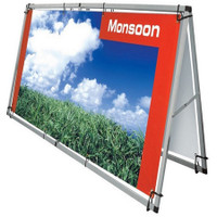 "Monsoon 92.125"" x 32"" Billboard (Graphic Only)"