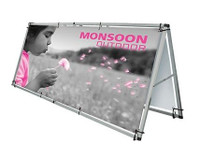 Monsoon Banner (Frame Only)