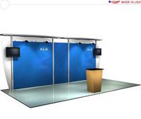 Alumalite Classic - AL6 Deluxe - 20' Trade Show Booth