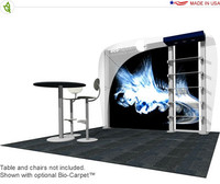 Eco-Systems - Ethos - 10' x 10' Inline Trade Show Booth