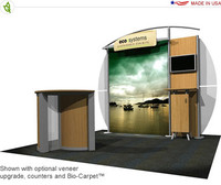Eco-Systems - Circo - 10' x 10' Inline Trade Show Booth