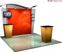 Alumalite Classic - AL1 Deluxe - 10' Trade Show Booth
