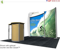 Eco-Systems - Zeph - 10' x 10' Inline Trade Show Booth