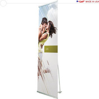Lite 1000 Banner Stand