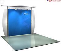 Alumalite Classic - AL3 - 10' Trade Show Booth