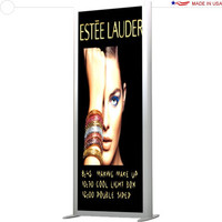 Segue - 2' x 6' Lightbox Tower