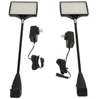 Universal LED Pop Up Display Double Light Kit