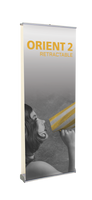Orient 800-2 - Double Sided Retractable Banner Stand