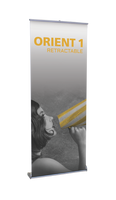 Orient 800 - Retractable Banner Stand