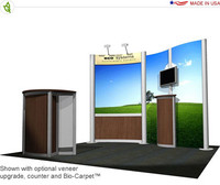 Eco-Systems - Solo - 10' x 10' Inline Trade Show Booth