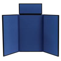 Fast Trak 4' Tri-Fold Tabletop Display