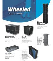 5' Wheeled Shipping Case