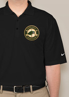 Men's Nike Polo with GBF Full Color Logo