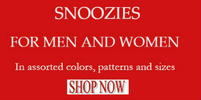 Snoozies for Men and Women