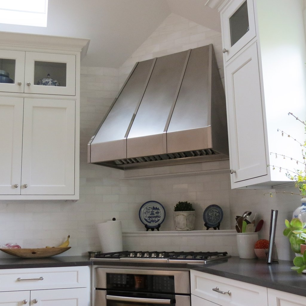 rustica metal range hoods for kitchen island and wall mount