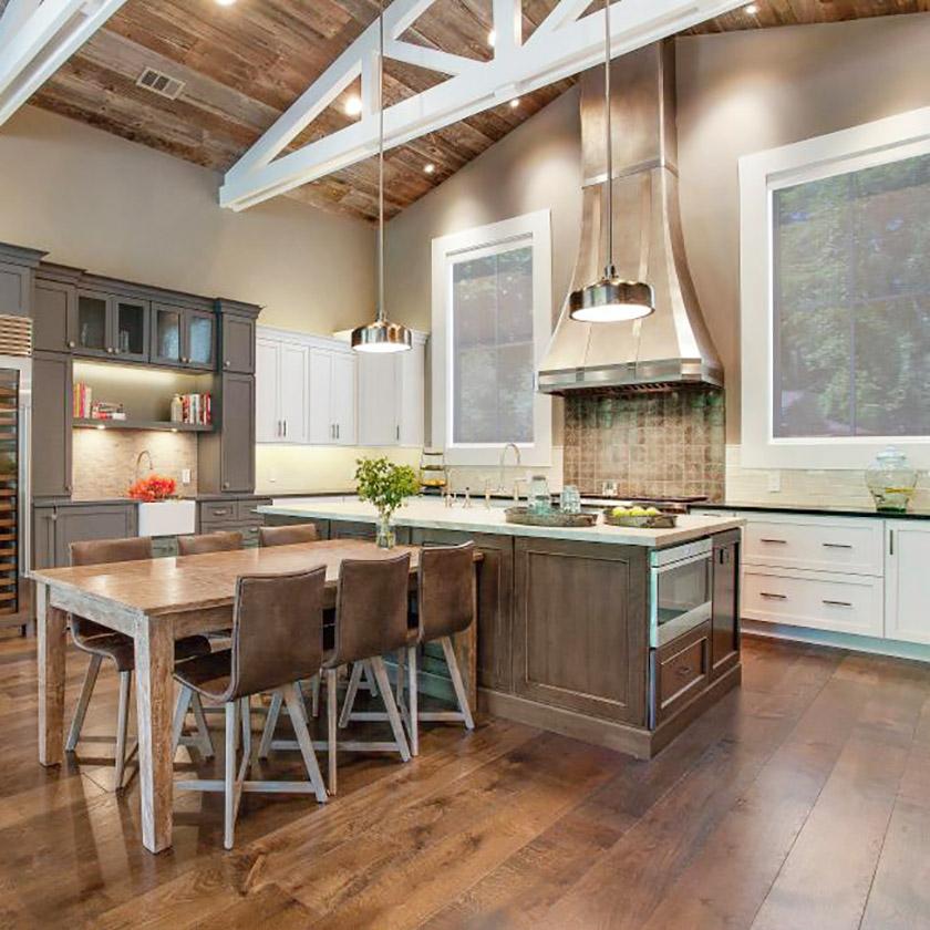 farmhouse style kitchen range hood