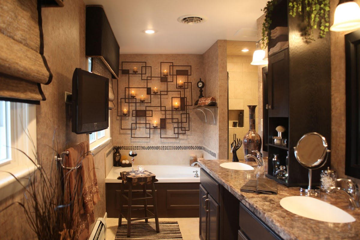 rustic home furnishings and decor