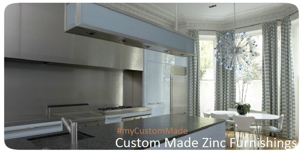 zinc range hoods