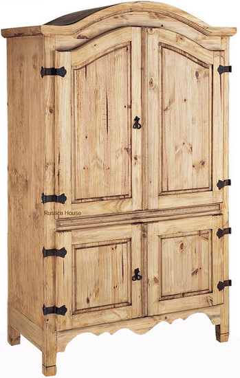 Mexican Colonial Armoire