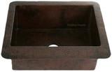 copper bar sink designer