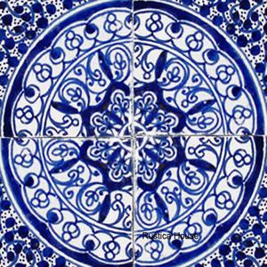 Moorish Moroccan Ceramic Tiles