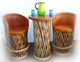 equipales bar furniture set
