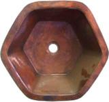 copper bar sink Americana