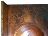 custom copper counter