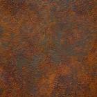 foyer iron chandelier rusted