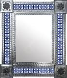mexican mirror rustica house