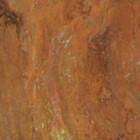 Mexican rustic wrought iron balcony finishing