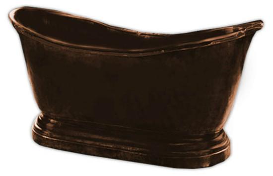 french copper bathtub