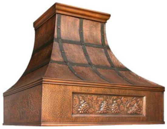 decorative range hood