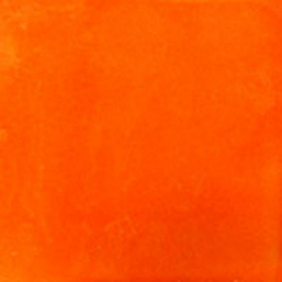 orange mexican tile