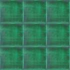 decorative green mexican tile