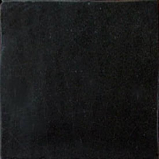 black mexican tile