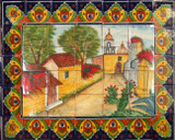 wonderful kitchen backsplash tile mural