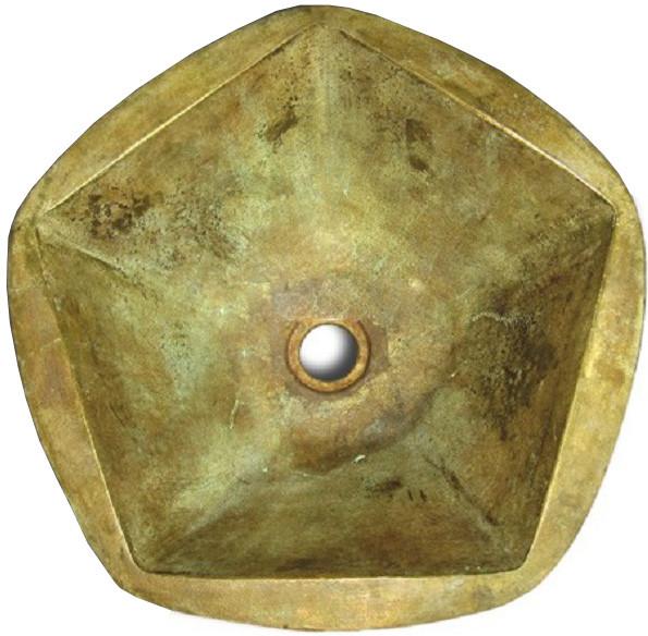 Spanish Bath Bronze Sink