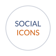 Add Social Media Icons to Header