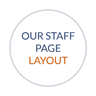 Our Staff Page Layout