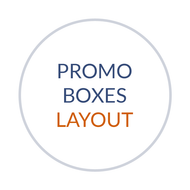 Promo/Feature Boxes for Homepage (No Captions)