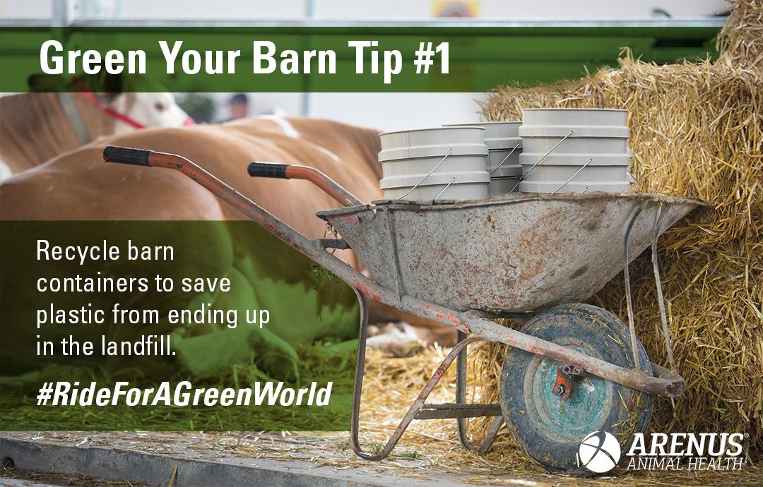 Tips for an earth-friendly barn