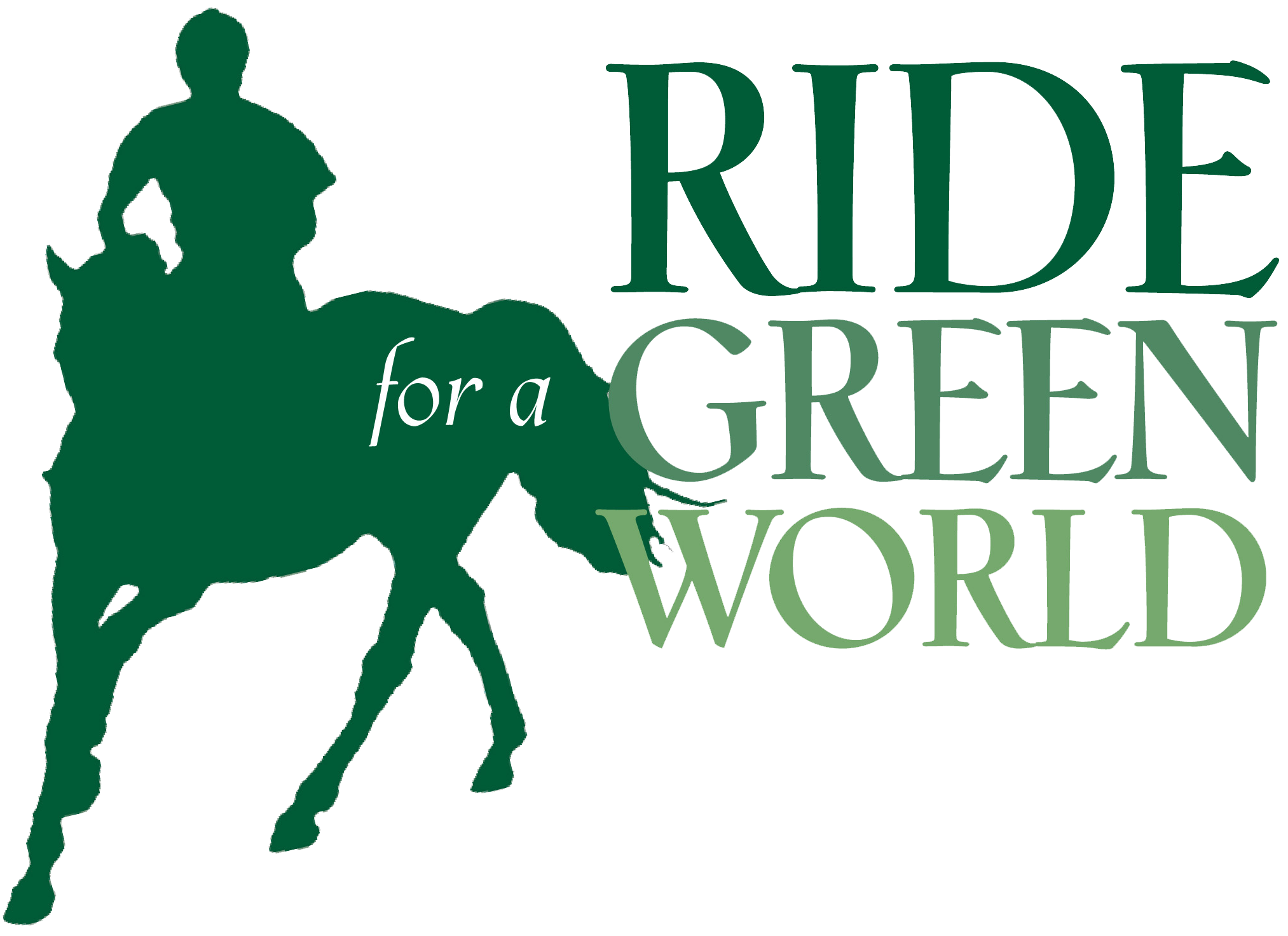 Ride For A Green World