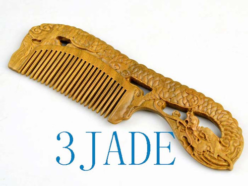 Hand Carved Comb